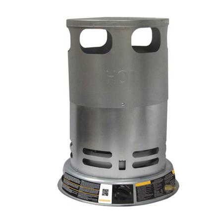 Remington 80000-BTU Portable Convection Propane Heater- NEW