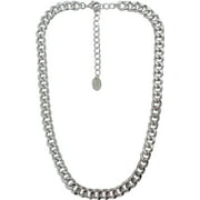 Time and Tru Curb Link Chain Necklace