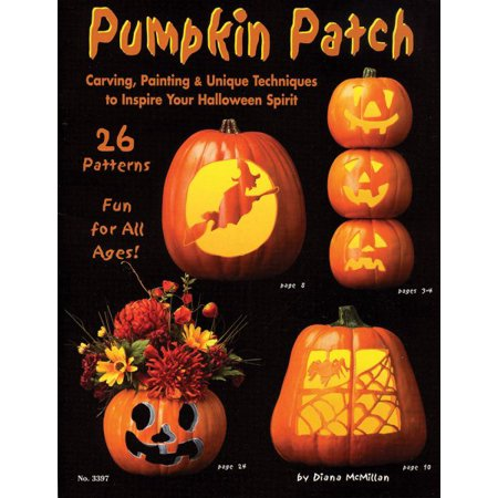Pumpkin Patch - Amazing Halloween Pumpkin Carvings