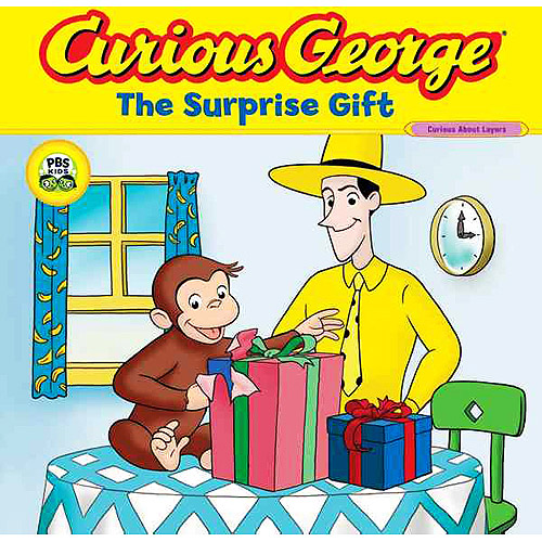 Curious George the Surprise Gift