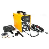 Zimtown Flux Core Wire Automatic Welder Mig 130 Welding Machine