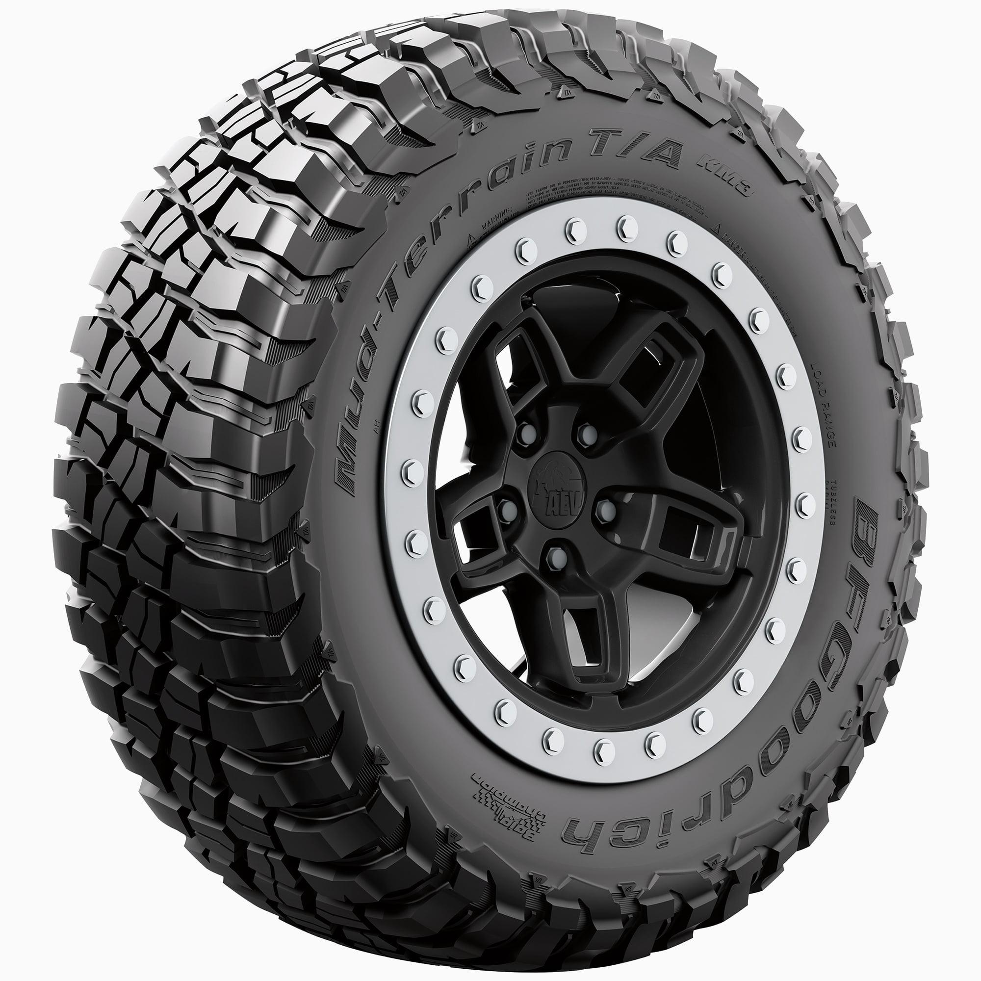 Bf Goodrich Mud Terrain Tires >> Bfgoodrich Mud Terrain T A Km3 Off Road Tire 35x12 50r17 E 121q