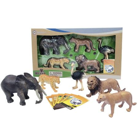 Nature Bound WENNO Jungle Safari Animals Series - Jungle Safari