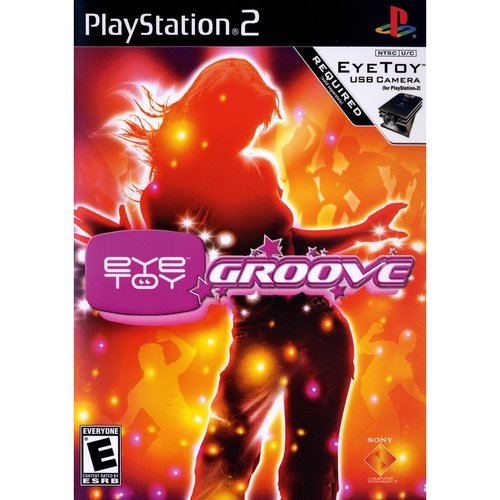 Eye Toy: Groove (PS2)