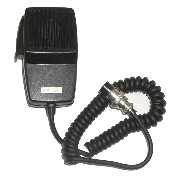 WORKMAN DM507-4 4-PIN REPLACEMENT CB RADIO MICROPHONE