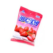 Morinaga Hi Chew chewy candy 3.53 OZ (pack of 1 strawberry)