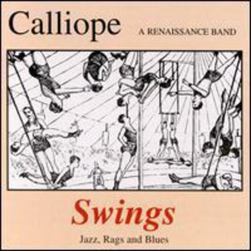 Swings Jazz Rags And Blues