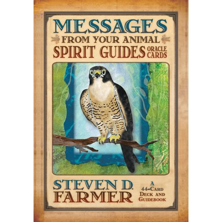 Messages from Your Animal Spirit Guides Oracle Cards : A 44-Card Deck and