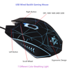 Gaming Keyboard and Mouse Combo with Headset, K59 RGB Backlit 3 Colors Keyboard, 6 Button 4DPI USB Wired Gaming Mouse, Lighted Gaming Headset with Microphone Set  For Gamer
