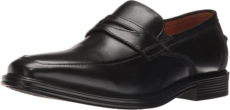 Florsheim Mens Holtyn Comfortech Slip on Penny Dress Shoe Loafer