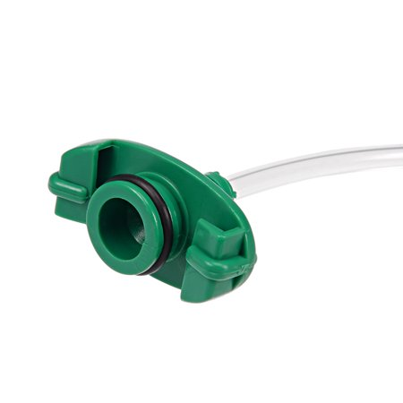 Air Tube 50cc 50ml Glue Adhesive Dispenser Syringes Connector Adapter 3 Pcs - image 3 of 4