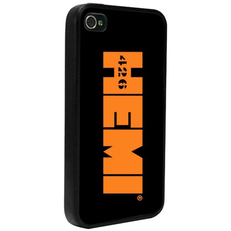Chrysler Automobile Company Orange 426 Hemi Ip4 Cell Phone Case