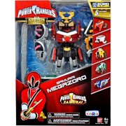 Power Rangers The Mega Collection Samurai Megazord Action Figure