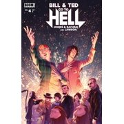 Bill & Ted Go to Hell #4 - eBook