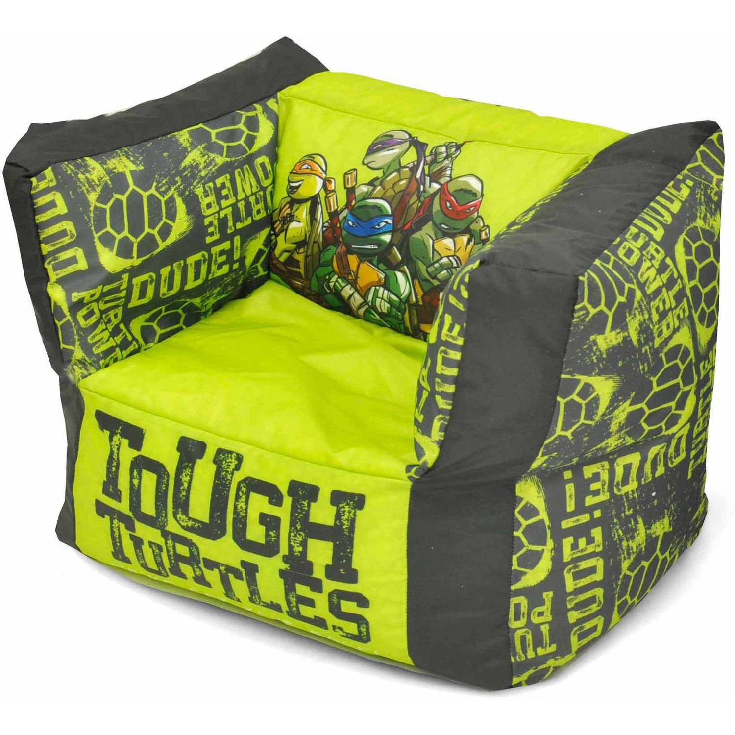 Ninja Turtles Square Bean Bag Chair