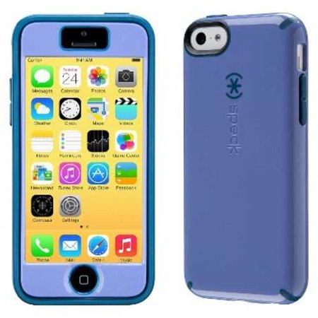 best service 3a33a a0591 Speck CandyShell + Faceplate Iphone 5c - Purple/Blue