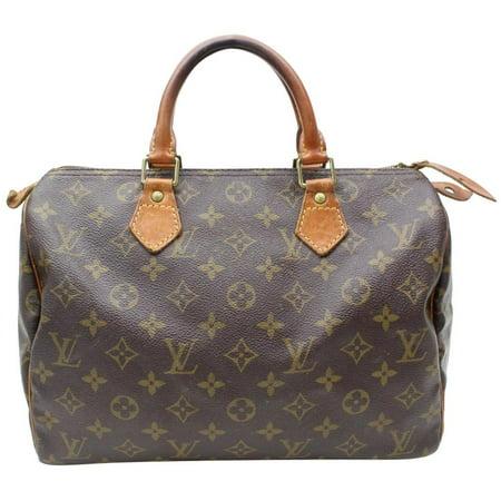 Louis Vuitton Monogram Speedy 30 866317