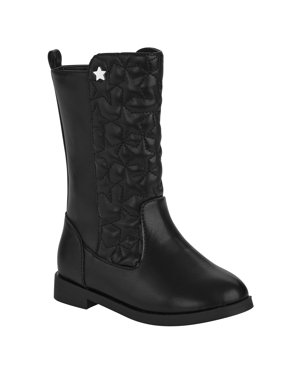 Wonder Nation Star Struck Riding Boot (Toddler Girls)