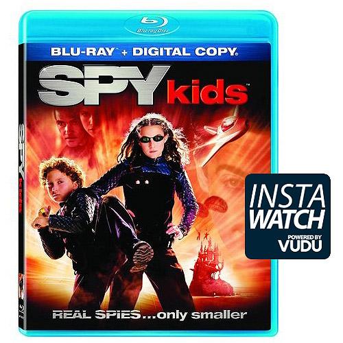 Spy Kids (Miramax Lions Gate/ Blu-ray)