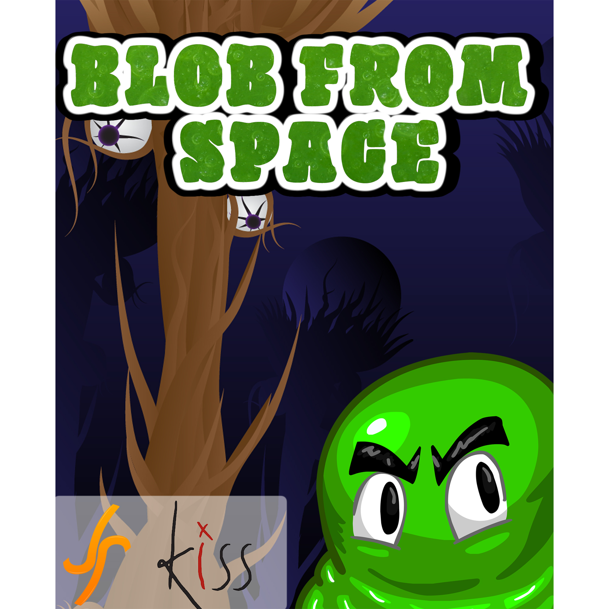 Blob From Space (PC)(Digital Download)