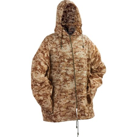 - Digital Camo Rain Jacket