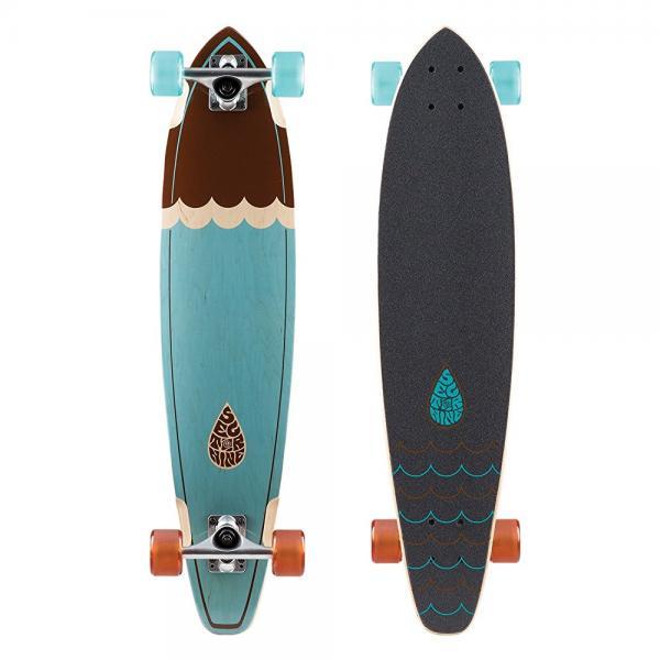 Sector 9 Highline Complete Skateboard, Blue