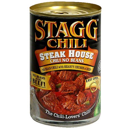 how to make stagg chili