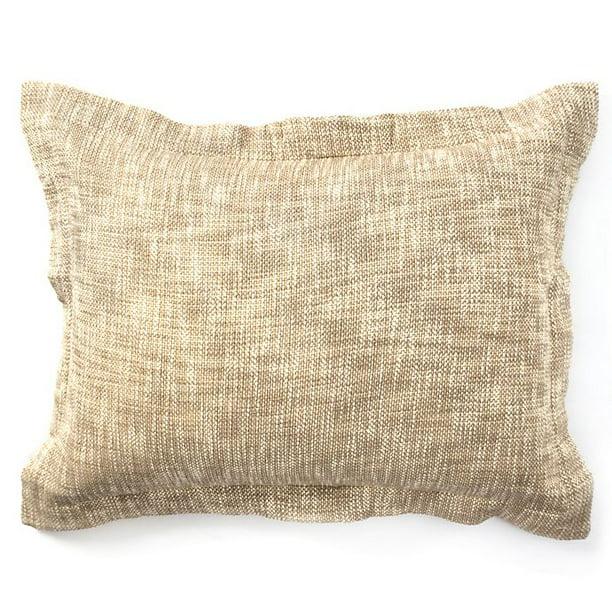 Amity Home Everette Herringbone King Pillow Sham In Natural Walmart Com Walmart Com