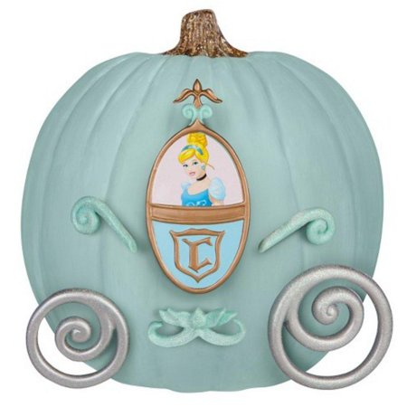 Cinderellas Carriage Halloween Pumpkin Decorating Kit - Cinderella Halloween Pumpkin