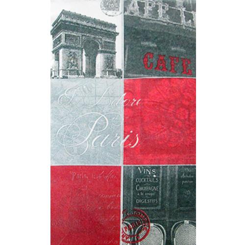 Wedding and Bridal Shower 'I Adore Paris' Guest Napkins (16ct)