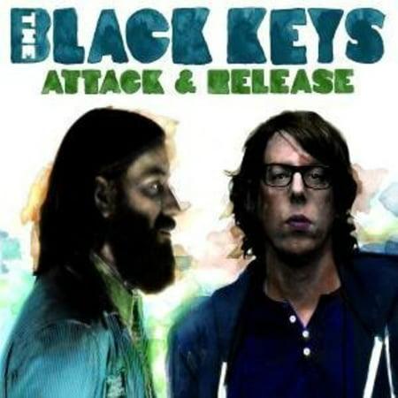 Attack & Release (CD) (Black Keys)