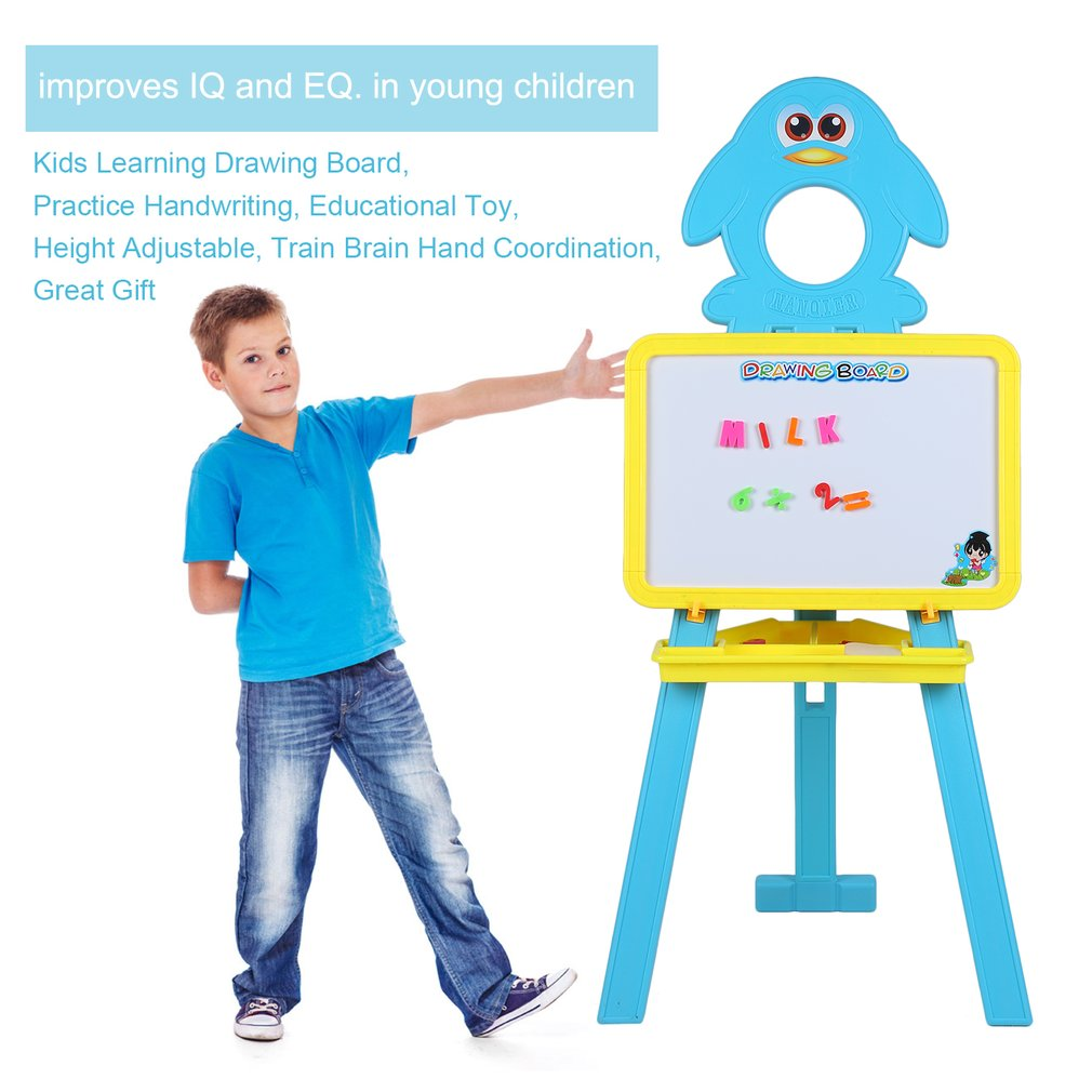 Children Kids Learning Drawing Practice Handwriting Board Educational Toy by Sunrain