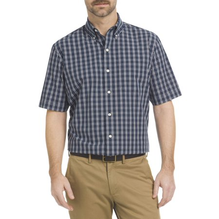 - Men's Short Sleeve Hamilton Poplin Shirt