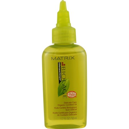 Image of Biolage Delicate Care Organic Certified Oil by Matrix for Unisex - 1.7 oz Oil