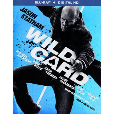 Wild Card Blu-ray Disc - image 1 of 1