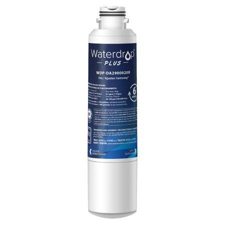 Waterdrop Plus Da29 00020b Double Lifetime Refrigerator