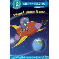 Planet Name Game (Dr. Seuss/Cat in the Hat) (Paperback)