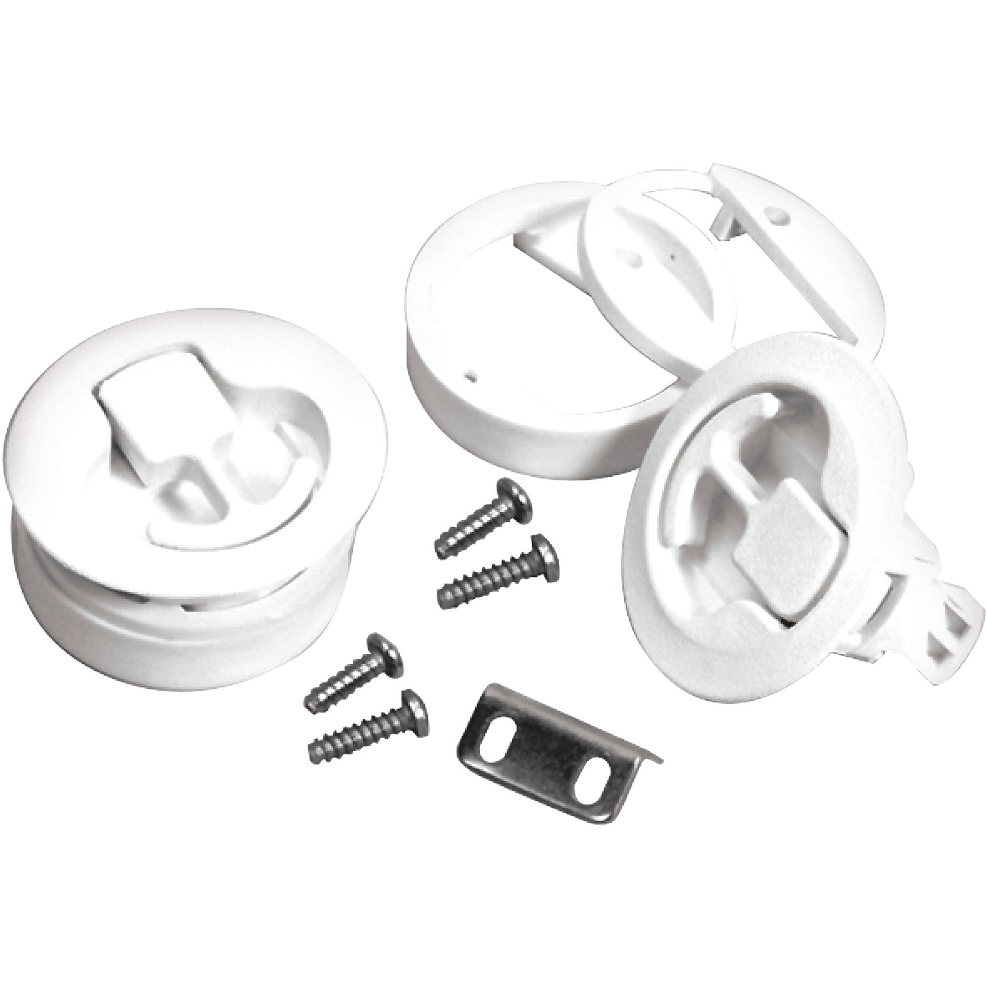 """T-H Marine Nautical Slam Latch For 2"""" Hole by T-H Marine Supplies"""