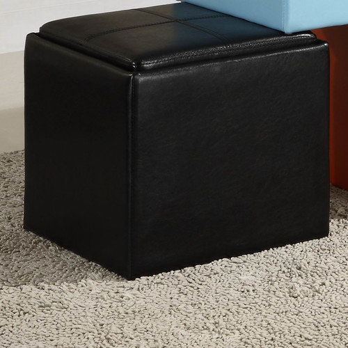 Woodhaven Hill 4723 Series Cube Ottoman