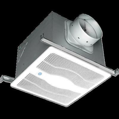 Air King Eco Single Speed 130 CFM Exhaust Fan w/ Humidity&Motion Sensor E130SGH