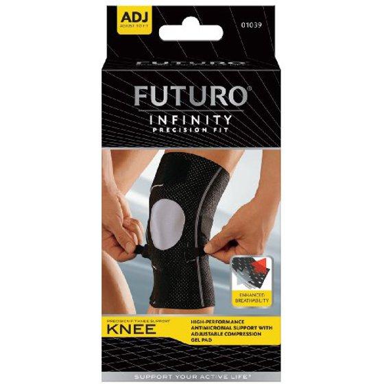 f491778a4e Beiersdorf Futuro Infinity Precision Fit Knee Support, 1 ea - Walmart.com