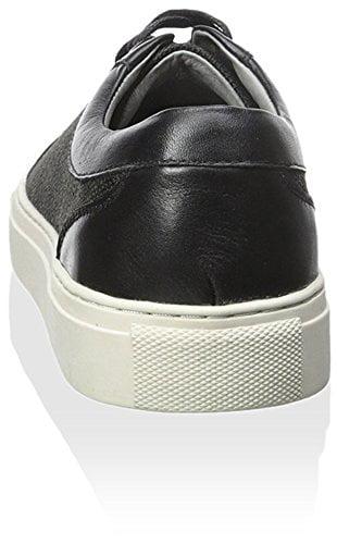 Zanzara Men's Beat Sneaker, Black, 10 M US