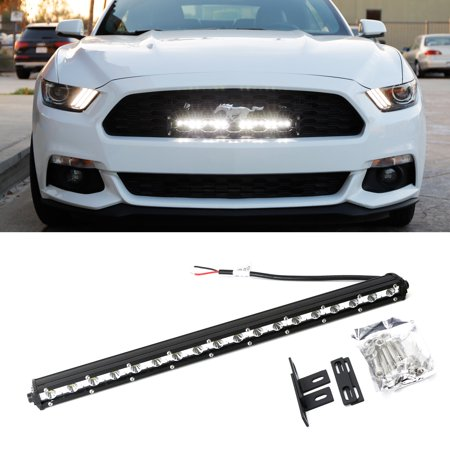 Mustang Light Bar - iJDMTOY 20