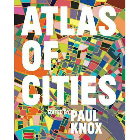 Atlas of Cities: 9780691157818