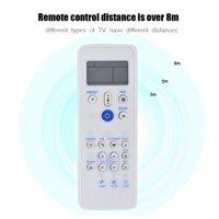 OTVIAP Air Conditioner Remote Control Air Conditioning Remote Controller for CARRIER,Remote Control, Remote Controller for CARRIER Air Conditioning