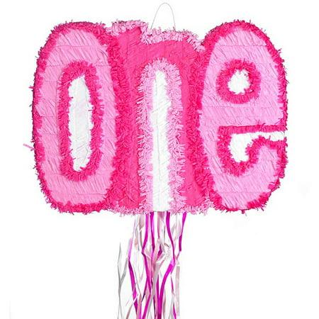 One Pinata, Pink