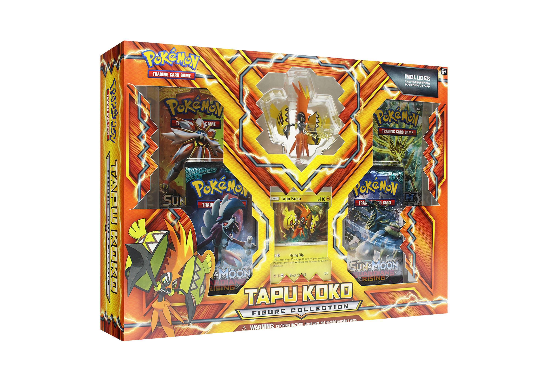 Pokemon Tapu Koko Pin Collection Box by Pokemon