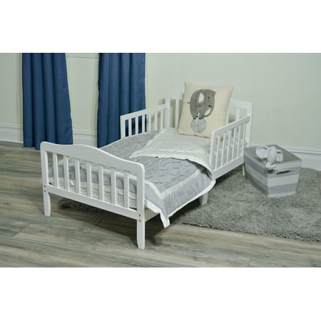 Suite Bebe - Blaire Toddler Bed in White ()