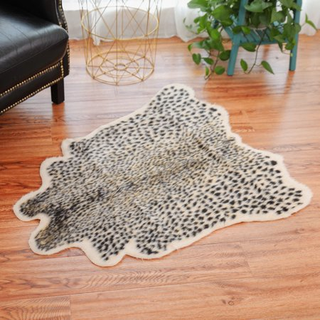 Leopard Tiger Zebra Cow Hide Mat Rug Animal Printed Home Carpet hotsales