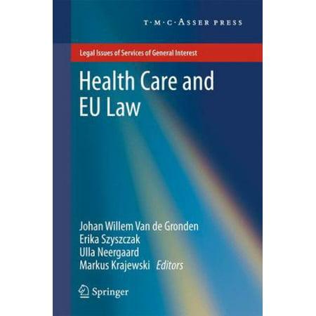 Health Care And Eu Law